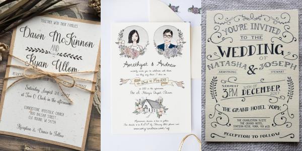 11 Ide Undangan Pernikahan 'Tulis Tangan' yang Lagi Kekinian. Lebih Personal dan Berkesan Lho!