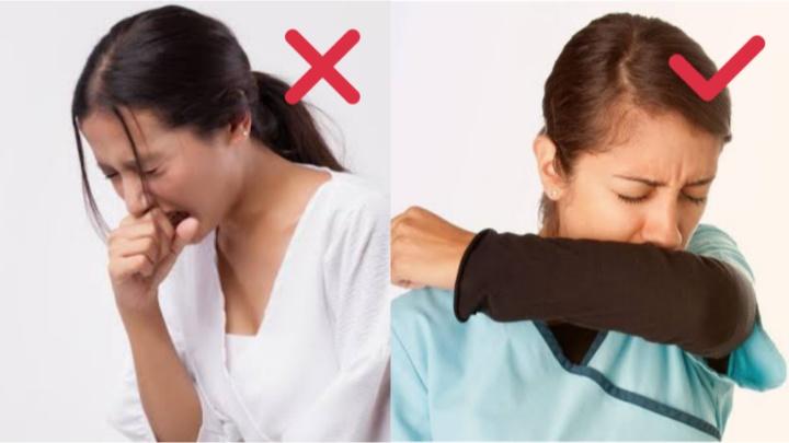 Hindari Virus Corona, Ini 7 Tips Etika Ketika Batuk dan Bersin