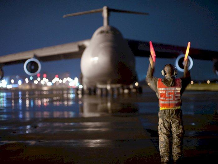 Digaji Rp 41 Juta Bulan Begini Cara Jadi Tukang Parkir Pesawat