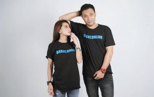 Couple Goals Menco Hidayat dan Elsa Syarief